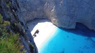Top places to visit on Zakynthos Island in Greece