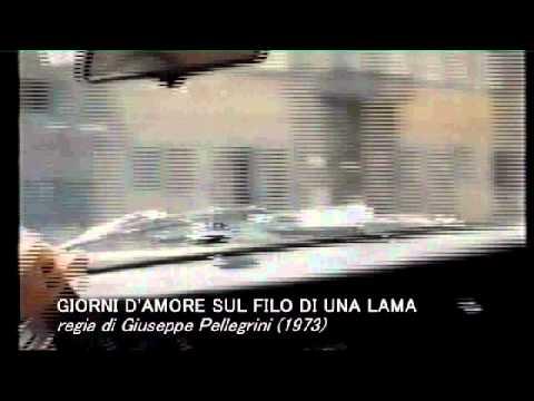 GIORNI D'AMORE SUL FILO DI UNA LAMA SCALI MONTE PIO