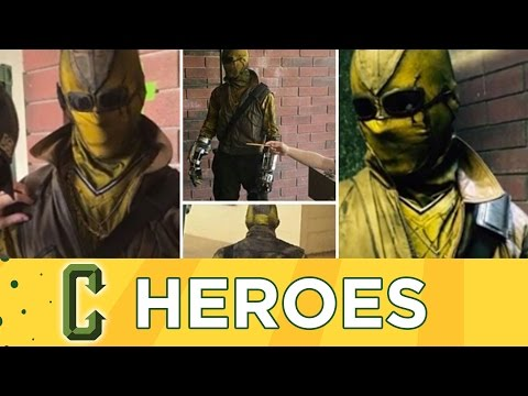 Leaked Images of The Shocker From Spider-Man: Homecoming - Collider Heroes