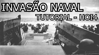 Hearts Of Iron 4 Tutorial Invas o Naval