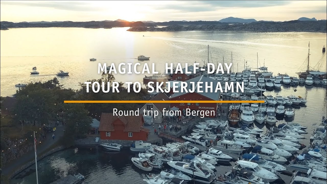 Thumbnail: Magical half-day tour to Skjerjehamn - fjord cruise from Bergen