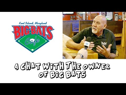 Big Bats Cafe - Think Local With Rich Fisher -  Episode #1