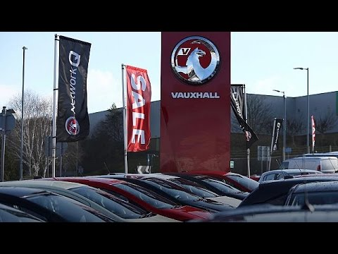 New car sales slump in Britain in April - economy