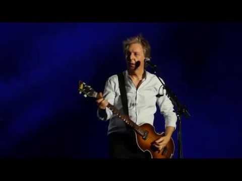 "Paul McCartney ""Fuh You"" ACL Fest, Austin, TX - Oct 12, 2018"