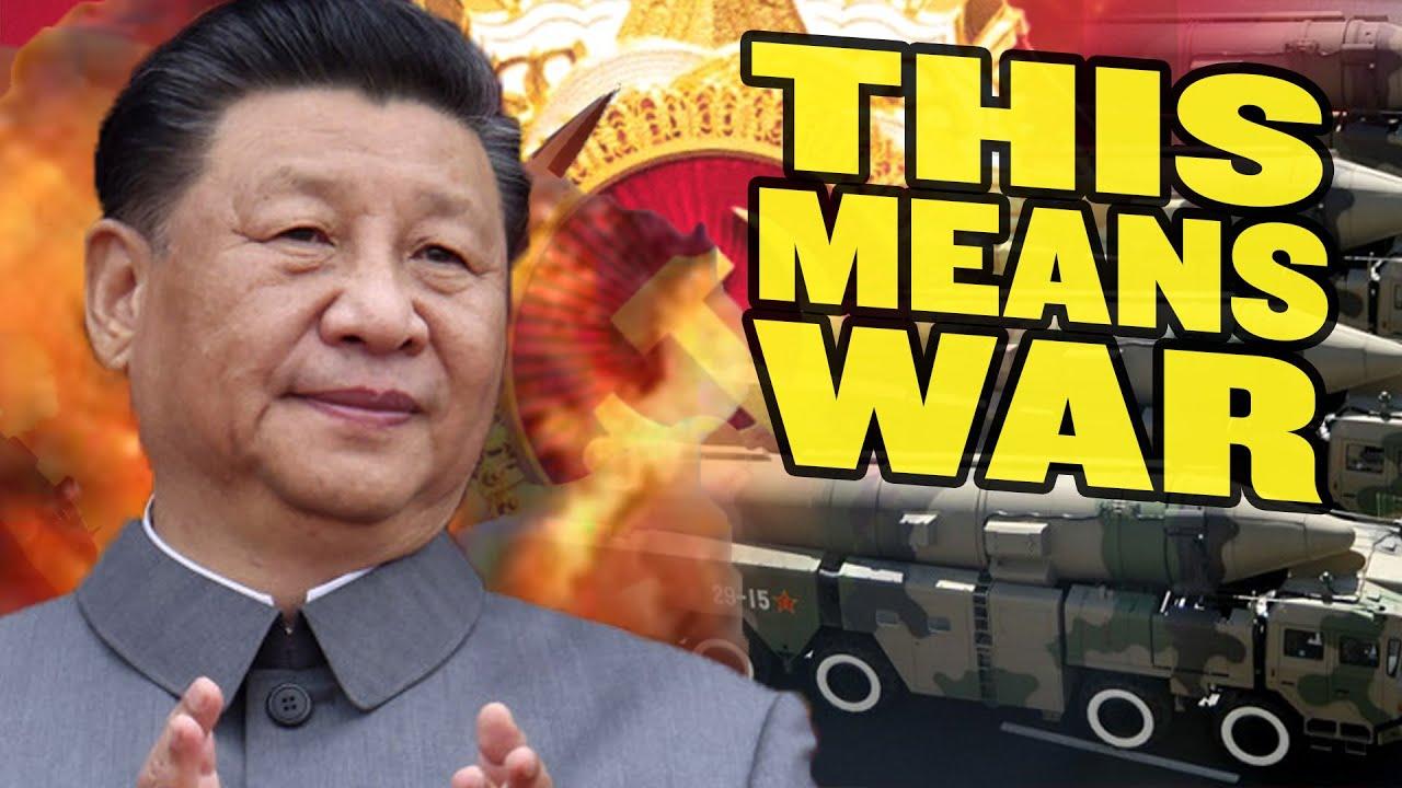 China Threatens WAR Over Taiwan Name Change