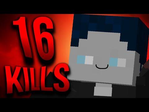 16 KILLS HG BOMBE 💣😻