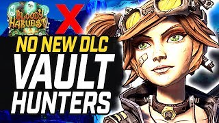 Borderlands 3 | Why We Won't See New DLC Vault Hunters + Bloody Harvest Event Details