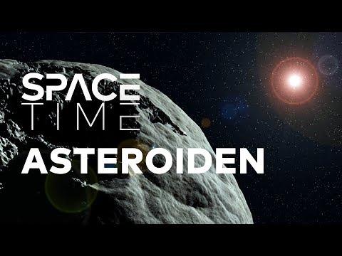 ASTEROIDEN - die Bedrohung aus dem Kosmos | SPACETIME Doku