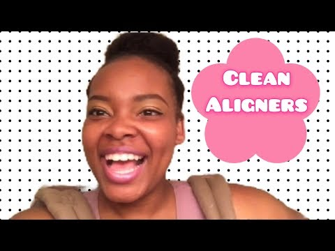 Smile Direct- Cleaning Aligners Tutorial