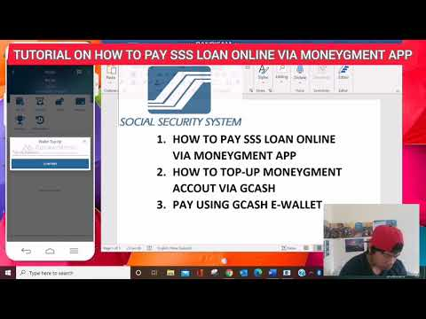 How To Pay SSS Personal Loan Online||Moneygment App from YouTube · Duration:  10 minutes 17 seconds