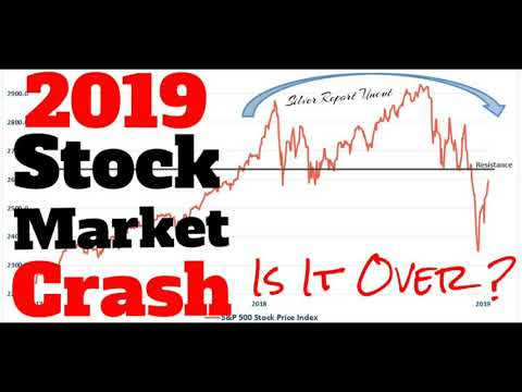 2019 Stock Market Crash Is it over? Or Just Getting Started 3 Likely Scenarios