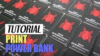 Tutorial print power bank dua sisi menggunakan printer Mimaki UJF-6042 MkII