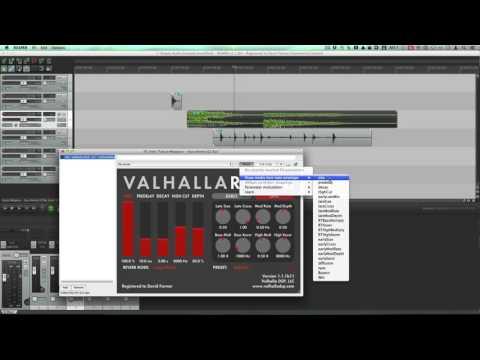 Reaper 001 - David Farmer - Intro Overview for Sound Design