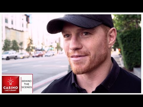 Chris Neil on his 1000th Game