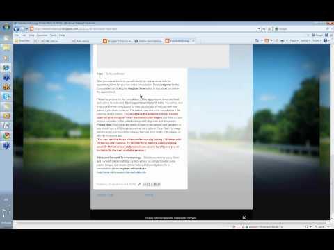 Video Consult Teledermatology