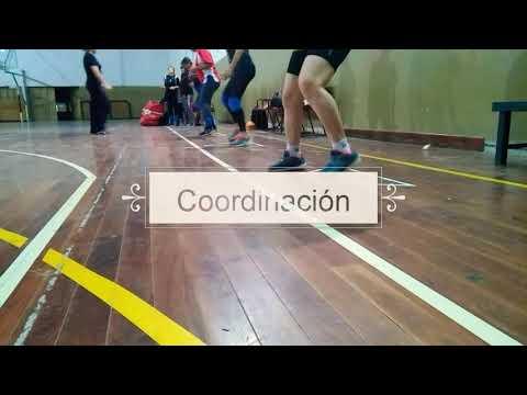 Ejercicios Coordinación Voley