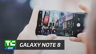 Samsung's Galaxy Note 8