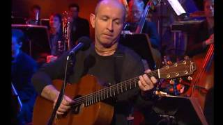 Kieran Goss with the RTE Concert Orchestra: