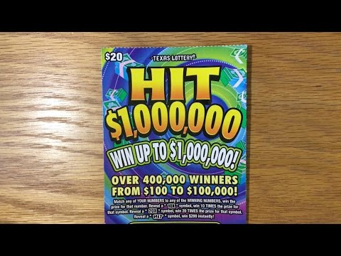how to win big on scratch off lottery tickets