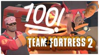 ШО ПО TEAM FORTRESS? //Юбилейный / Team Fortress 2//