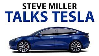 Steve Miller on Tesla, Ford & Being a Supplier - Autoline After Hours 419