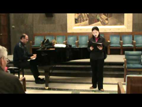 I. Colbran - I sospiri. Soprano Ayumi Ishihama, pianista Stefano Ragni