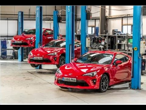 How to prepare a reasonably fast car Top Gear Toyota