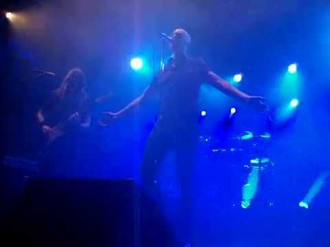 Soen - The Words live at Nosturi, Helsinki 28.2.2015