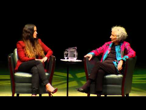 Margaret Atwood on her writing process