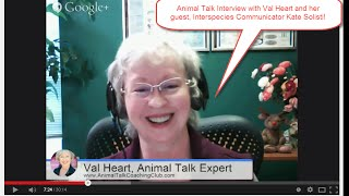 Animal Communication: Val Heart & Kate Solisti Discuss Why Interspecies Communication is Important
