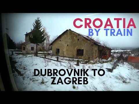 Croatia: Beyond the tourist cities - Dubrovnik to Zagreb by Train