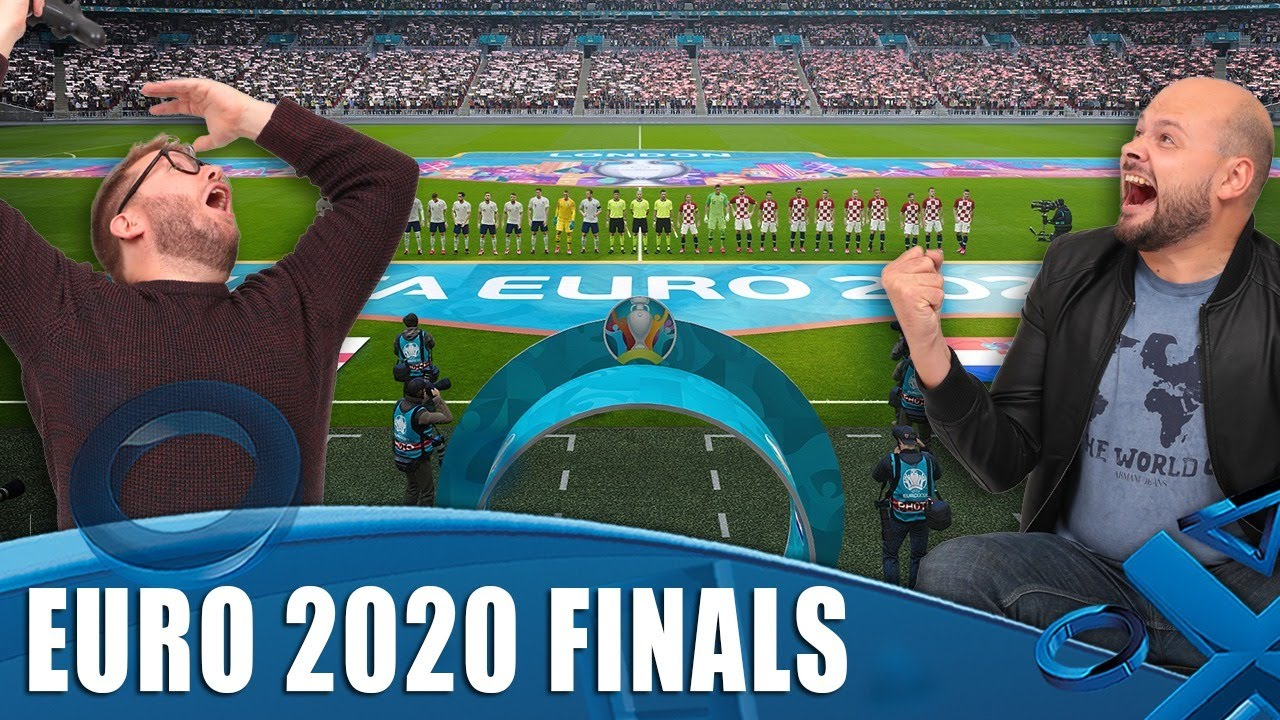 eFootball PES 2020 - Who Would Have Won UEFA Euro 2020?