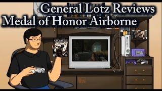 General Lotz Reviews Medal of Honor Airborne