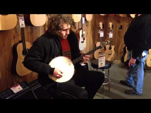 We Are Never Ever Ever (Taylor Swift Banjo Cover)