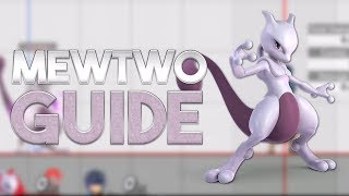 Smash Ultimate Mewtwo guide by Armada