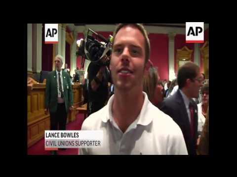 Colorado Republicans rejected a civil unions bill during a legislative special session on Monday. Co