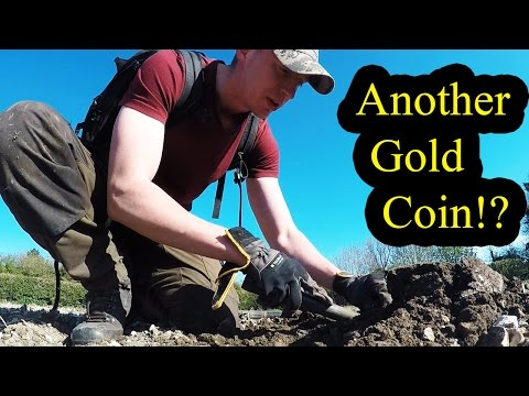 True Vikings - S01E11 Metal detecting gold in England with geologists