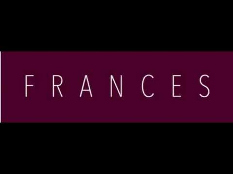 "Frances - ""Coming Up For Air"""