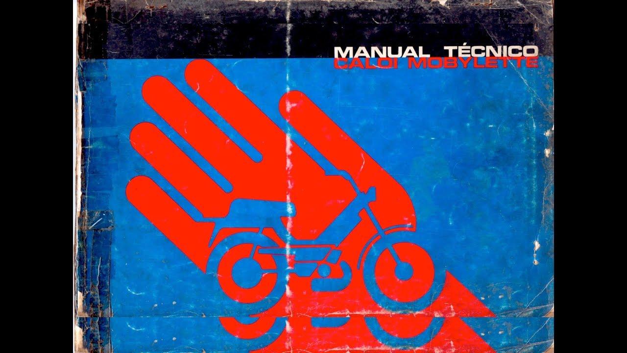 Manual Técnico Mobylette Caloi AV7
