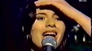 Natalie Merchant on MTV UK Most Wanted, Live Performance of Carnival, Wonder - July 1995