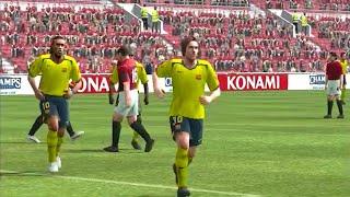 Winning Eleven 9 Manchester United vs Barcelona