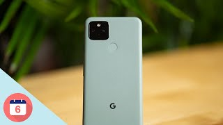 Google Pixel 5 Review - One Month Later