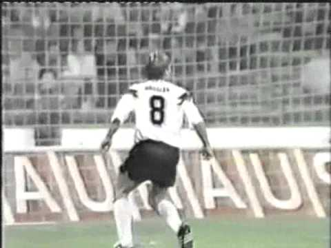 Germany v FIFA World All Stars 8th OCT 1991