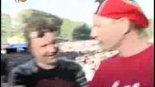 Король и Шут- Интервью с группой КиШ(Окна открой 2005г.)