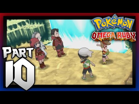 Pokémon Omega Ruby Wonderlocke - Part 10: Team Something or Other - (Omega Ruby & Alpha Sapphire)