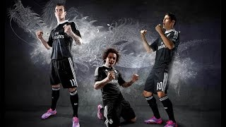 Nueva camiseta de Champions League adidas Real Madrid 2014/2015