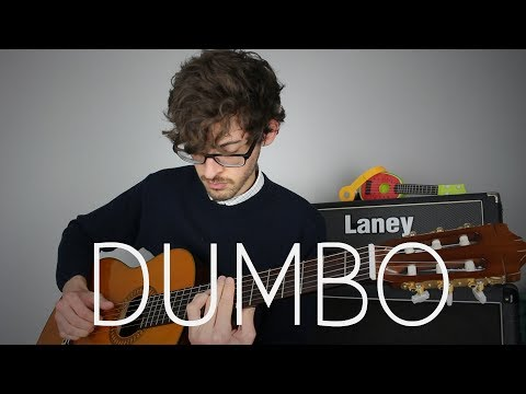 Dumbo - Vianney - Guitare FingerStyle Cover