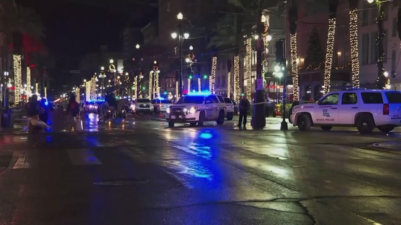 New Orleans French Quarter Shooting Left 10 Injured No Arrests As Of Yet