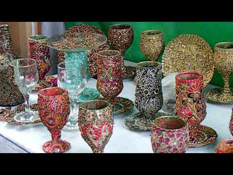 Art And Craft  || Punjab Handi Craft || Lok Virsa - Lok Mela Folk Festival Of Pakistani Culture