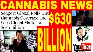 Cannabis Global Market at $630 Billion - RICH TV LIVE